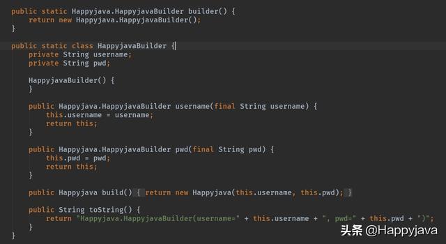 别再写getter,setter方法了,用Lombok来简化你的代码吧